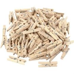 Klamerka drewniana 25 mm - 100 szt. - 25MM