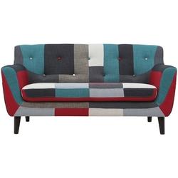 Sofa premium nowoczesna dwuosobowa Patchwork