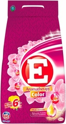 E, Color, Malaysian OrchidSandalwood, proszek do prania tkanin kolorowych, 60 prań, 4,2 kg