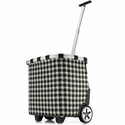 Wózek na zakupy Reisenthel Carrycruiser Fifties Black ROE7028