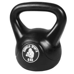 6 kg kettlebell ciężarek Gorilla Sports