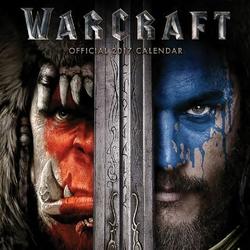 Warcraft Początek Film - oficjalny kalendarz 2017
