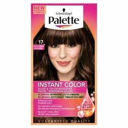 Palette Instant Color, szampon koloryzujący w saszetce, 17 średni brąz