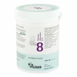 Biochemie Pflüger 8 chlorek sodu D6 tabletki