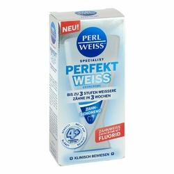 Perlweiss Perfekt Weiss Zahncreme