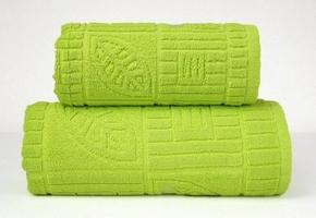 BONITA LIMONKOWY ręcznik bawełniany Frotex - limonkowy