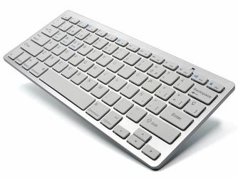 Uniwersalna Klawiatura Bezprzewodowa Bluetooth do iPad iMac iOS