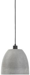 Its About RoMi :: Lampa wisząca MALAGA Szara Ø28cm