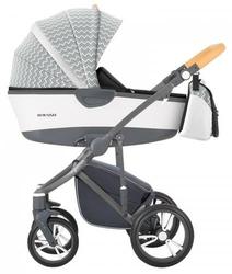 Wózek Bebetto Bresso 4w1 BRITAX RÖMER BABY-SAFE2 + BAZA ISOFIX BABY-SAFE I-SIZE