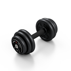 Hantla skr�cana na sta�e 14 kg - Marbo Sport - 14 kg