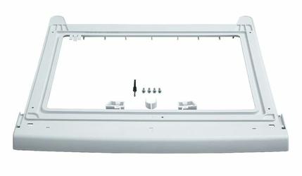 Łącznik pralki z suszarką SIEMENS WZ11410  50 x 60 cm - Klasa 1  biały