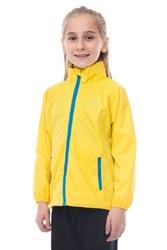 Kurtka dziecięca przeciwdeszczowa Mac in a Sac mini orgin - żółty, rozmiar 2-4 lata
