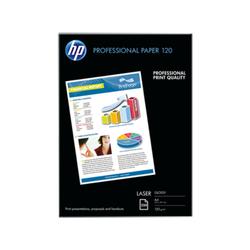 Papier HP Professional Laser, błyszczący, 120 gm2 – 250 arkuszyA4210 x 297 mm