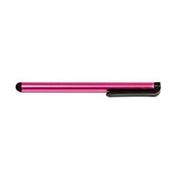 Pióro dotykowe, pojemnościowe, metal, ciemny róż, do iPad i tableta
