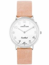 Damski zegarek JORDAN KERR - 16594 zj840f - antyalergiczny