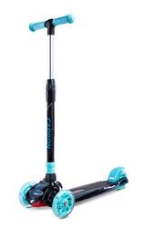Toyz Carbon Miętowa Hulajnoga trójkołowa balansowa