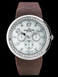 Damski zegarek na pasku JORDAN KERR - B6538 zj737b -antyalergiczny