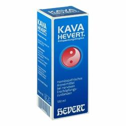 Kava Hevert w kroplach