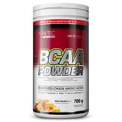 HiTec Nutrition Bcaa Powder 700 g - Fruit Jellies