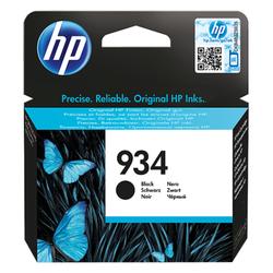 HP 934 oryginalny wkład atramentowy czarny