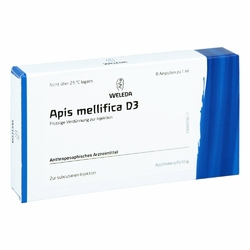 Apis Mellifica D 3 Amp.