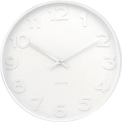 Zegar ścienny Mr. White 51 cm