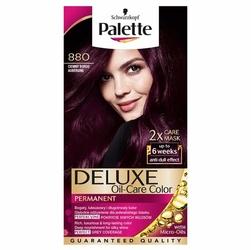 Palette, Deluxe, farba do włosów, 880 Ciemne Bordo