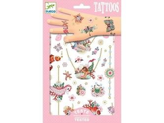BIŻUTERIA metaliczne tatuaże