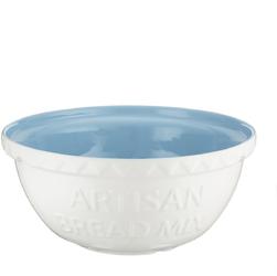Misa duża 4 Litry, biało-niebieska Bakers Authority Mason Cash 2002.021