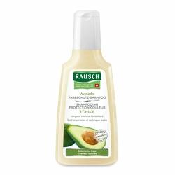Rausch szampon chroniący kolor z awokado