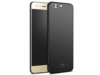 Etui MSVII Thin Case do Huawei Honor 9 Czarne - Czarny
