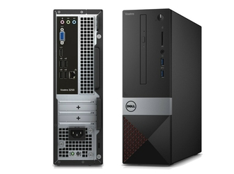 Dell Desktop Vostro 3268SFF Win10P  i7-7700  1TB  8GB  DVDRW  Intel HD  KB216  MS116  3Y NBD