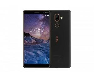 Nokia Smartfon 7 Plus Dual SIM Czarno-Miedziany