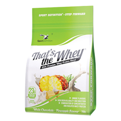 SPORT DEFINITION Thats The Whey - 700g - Pineapple White Chocolate