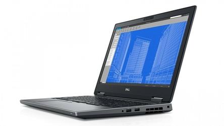 Dell Laptop Precision  M7530 Win10Pro  i7-8850H512GB SSD32GBP320015,6 FHDFPRSCR3Y NBD