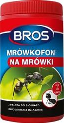 Bros Mrówkofon, preparat do zwalczania mrówek, granulat 60g
