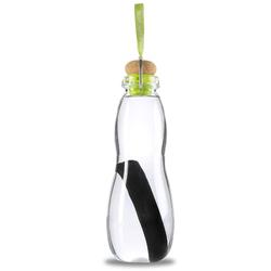 Butelka filtrująca wodę EAU GOOD w pokrowcu zielona Black+Blum