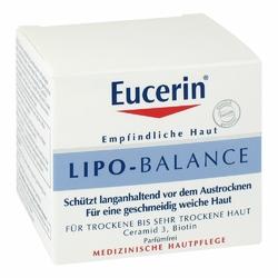 Eucerin Lipo Balance Krem intensywnie odżywiający