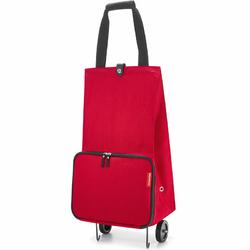 Wózek na zakupy Reisenthel Foldabletrolley Red RHK3004