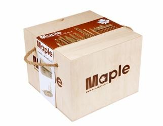 Klocki Maple Skrzynia 200 szt.