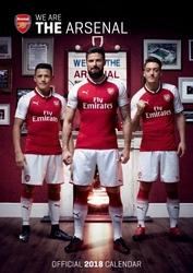 Arsenal - kalendarz 2018