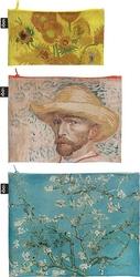 Saszetki Zip Pockets Van Gogh Museum 3 szt.