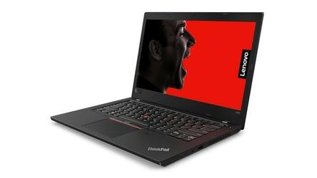 Lenovo Laptop ThinkPad L480 20LS0018PB Win10Pro  i5-8250U  8GB  SSD 256GB  14 FHD NT  1YR CI
