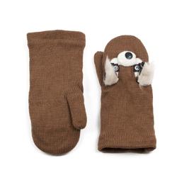 Rękawiczki zwierzaki piesek - piesek