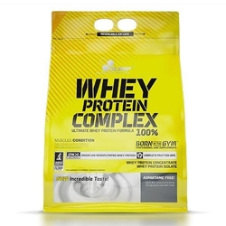 OLIMP Whey Protein Complex 100 - 2270g - Strawberry
