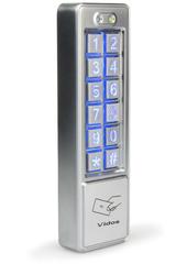 ZAMEK SZYFROWY VIDOS ZS52  - Szybka dostawa lub możliwość odbioru w 39 miastach