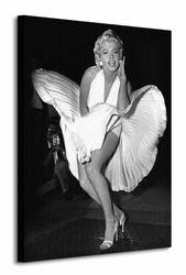 Marilyn Monroe Seven Year Itch - Obraz na płótnie