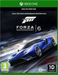 Gra Microsoft Forza Motorsport 6 Xbox ONE