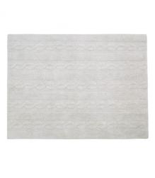 Dywan do prania w pralce Trenzas Pearl Soft Grey