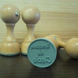 Stempel gumowy 25 mm - SPECJALNIE DLA CIEBIE - SDC